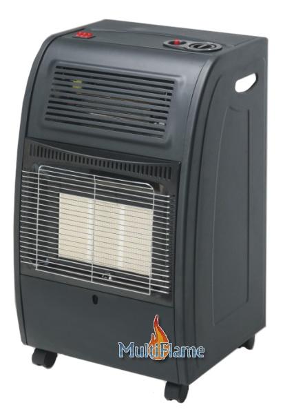 Broilfire Turbo mobiele gaskachel elektrisch ventilator