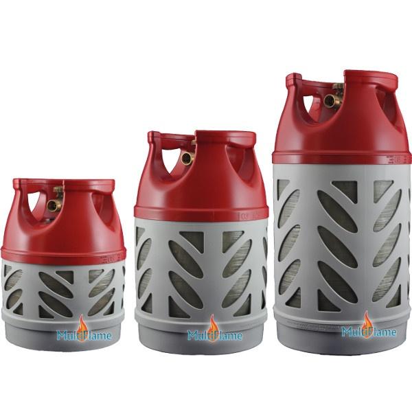 LPG Gasflessen