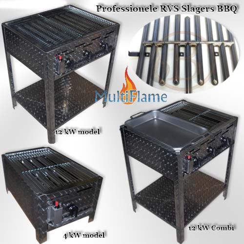 DA rvs slagers barbecue combi