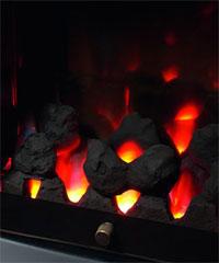 Manhatten en Provence kolen element