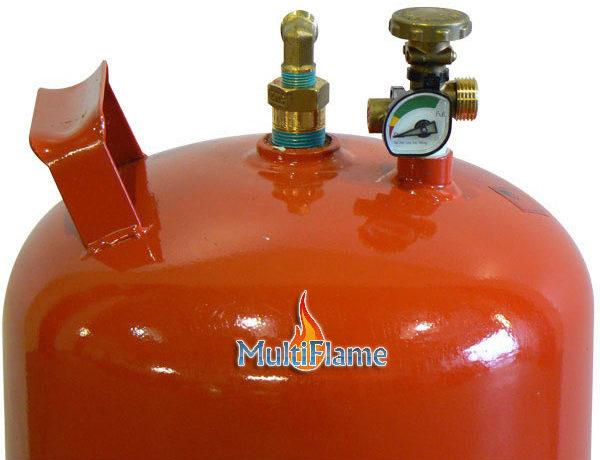 RV Bottle LPG gasdamptank inhoudsmeter