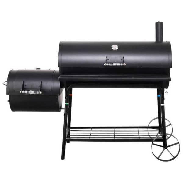 XXL smoker indirecte barbecue