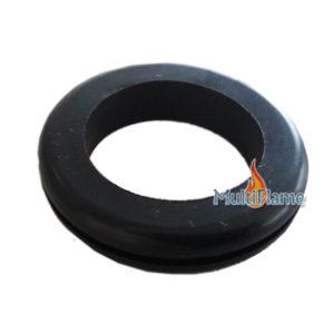 Doorvoer rubber beschermring LPG slang