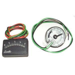 Gasfles led indicator
