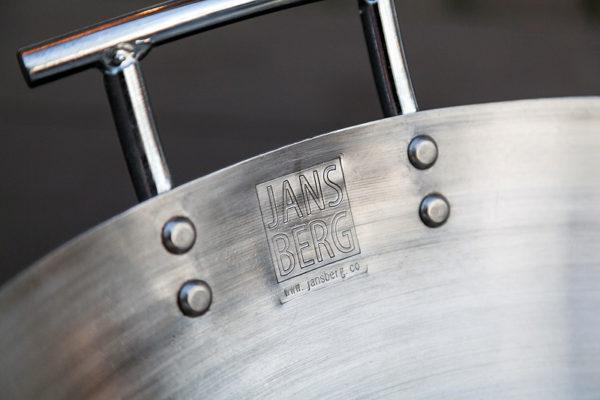 Kwaliteits wokpan Jansberg