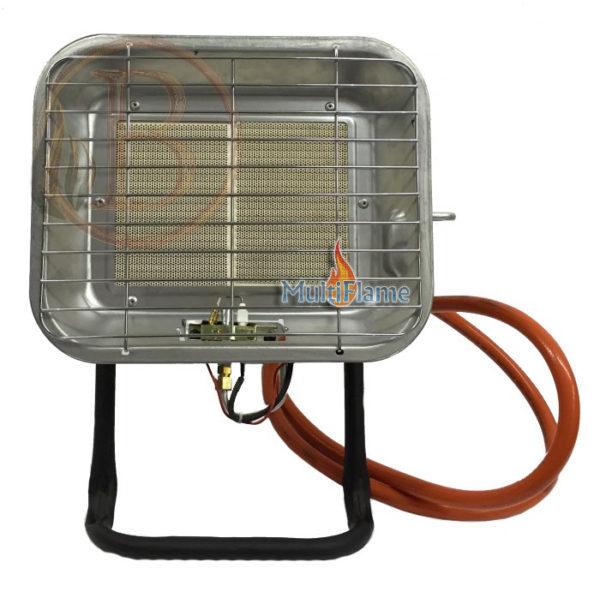 Broilfire gas straler verwarming infrarood