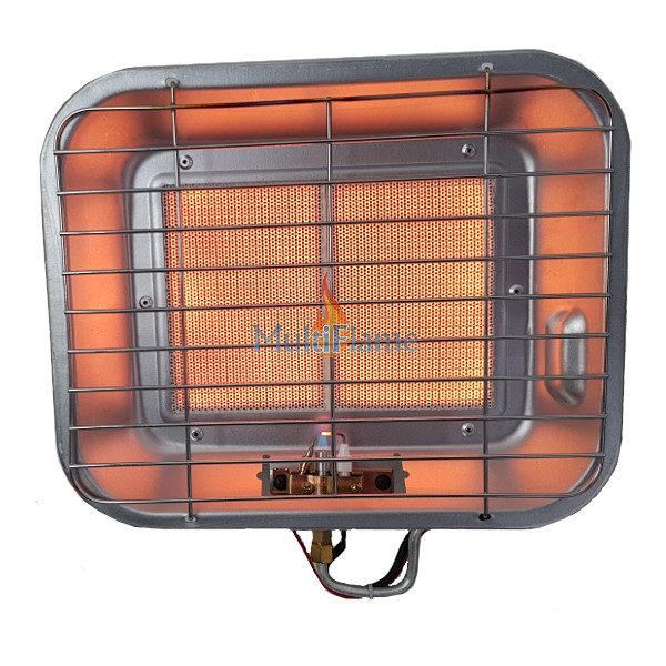 Broilfire infrarood straler kachel