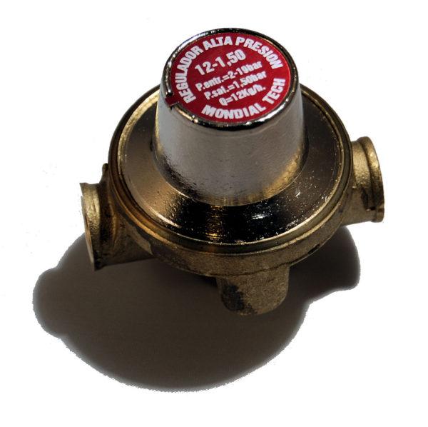 Hoge druk gasdrukregelaar 1,5 BAR 8 – 12 KG/H