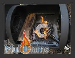 Branderkop vuurstarter Oklahoma