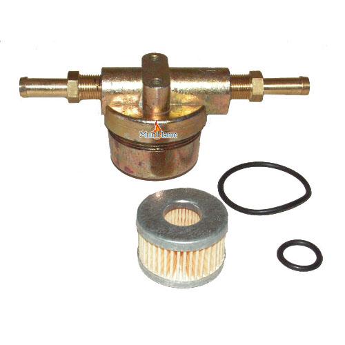 LPG filter en cartridge