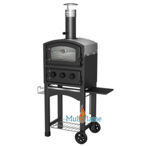 Fornetto hout gestookte pizza oven