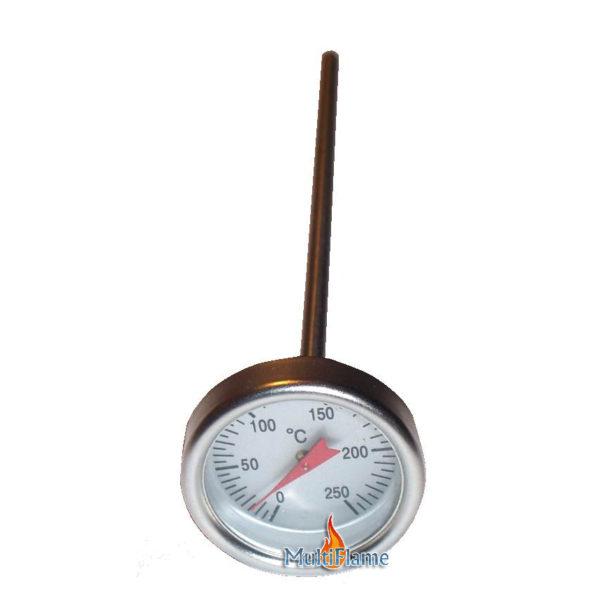 Frituur vloeistof thermometer