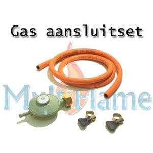 Gas aansluit setje