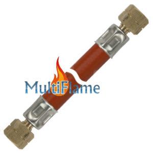 Gasslang PVC 1/4 x 1/4