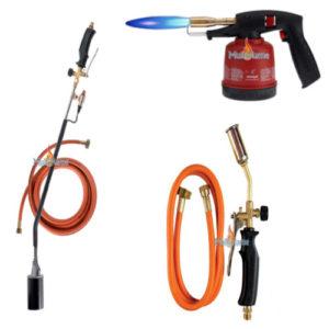 Gas-gereedschap