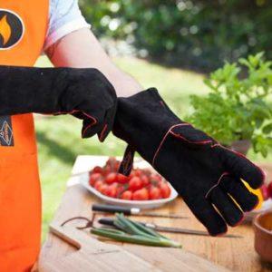 Hitte bestendige bbq handschoenen