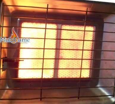 Infrarood warmte
