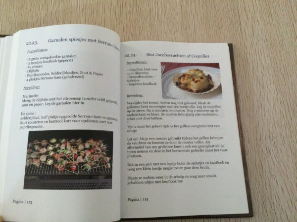 Smoker kookboek