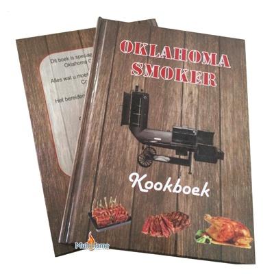 Oklahoma recepten boek
