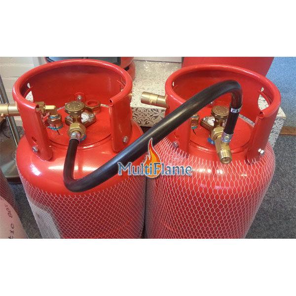 Koppelleiding gasflessen