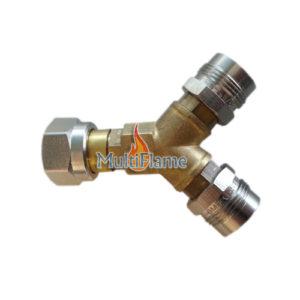 M24 aardgas splitter