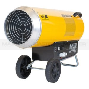 Master gaskanon op onderstel BLP103E