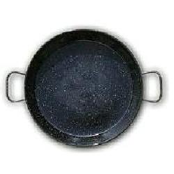 Paella pan geëmailleerd