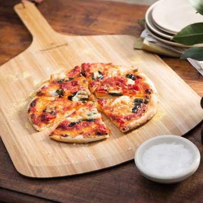Bamboe pizza schep Fornetto