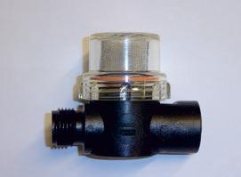 Shurflo filter water