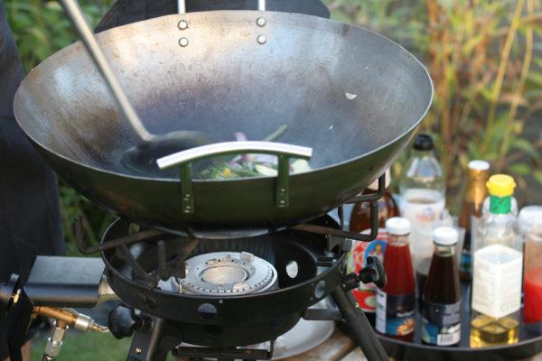 Vlam jansberg wokbrander