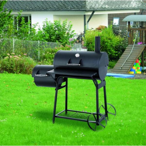 Oklahoma smoker 16 inch bbq basis