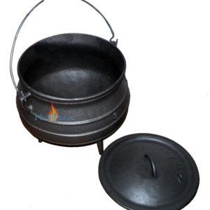 Heksen stoof ketel van gietijzer 5 liter