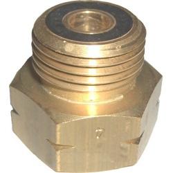 Kraanadapter gasfles