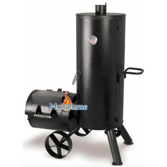 Oklahoma Tower Smoker Bbq Multiflame