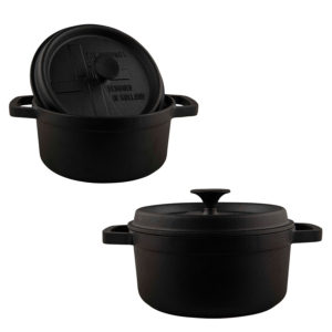 The Windmill cast iron pan