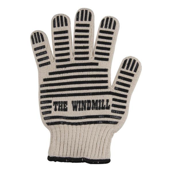 The Windmill bbq handschoen
