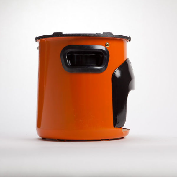Side Envirofit G3300 rocketstove