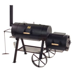 Joe's Barbecue Smoker 16 inch Longhorn