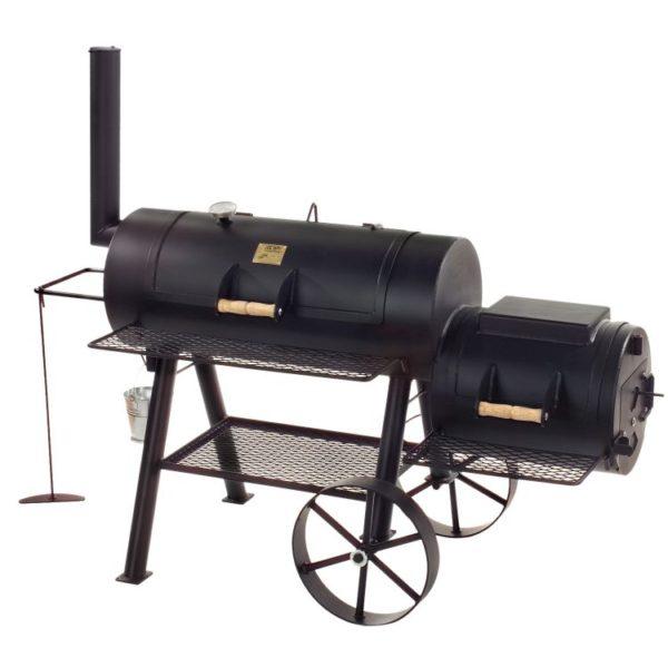 Joe's Barbecue Smoker 16 inch Longhorn