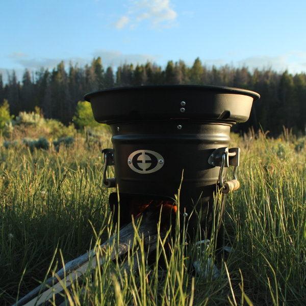 Envirofit COOX M-5000 Hout Kooktoestel bos