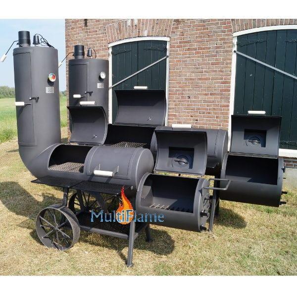 Oklahoma Country Smoker 18 en 21 inch verschil