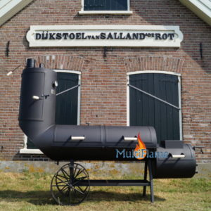 Oklahoma Country Smoker 21 inch