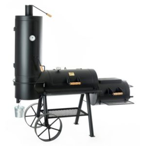 Oklahoma Joe Smoker 16 inch chuckwagon