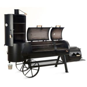 Joe Barbecue Smoker 24'' Extended Catering