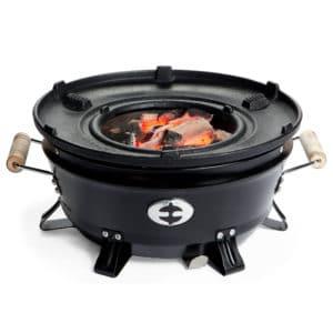 Envirofit houtskool stove XL zwart CH-5200