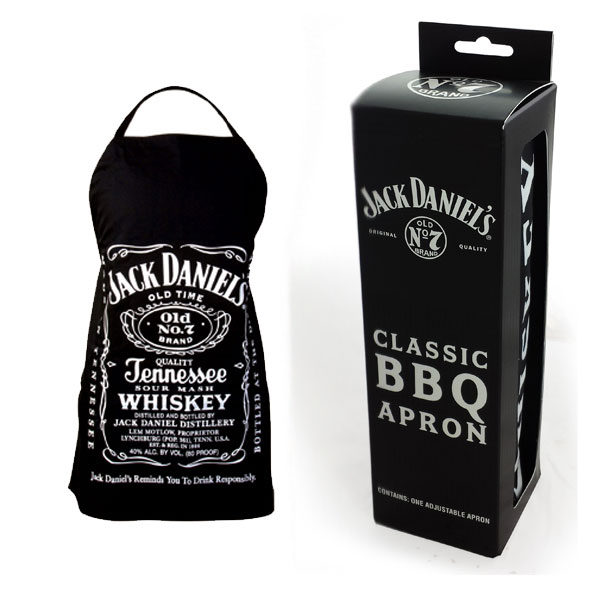 Apron Jack Daniel's keuken bbq schort