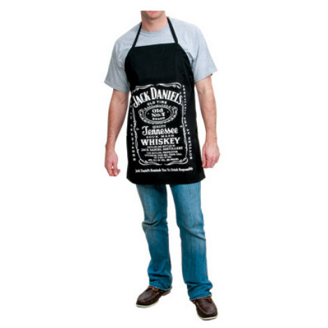 Barbecue keuken Jack Daniel's schort