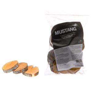 Rookschijven rookhout Mustang