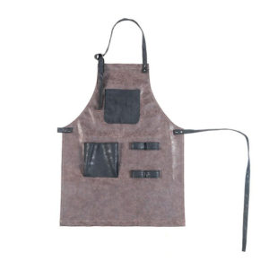 Verstelbare BBQ schort apron Mustang