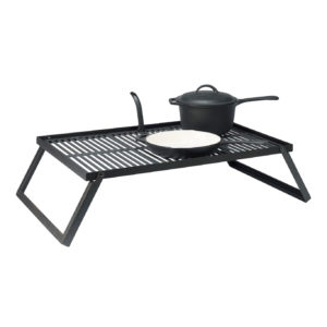 Bon-Fire gietijzeren inklapbaar barbecue rek